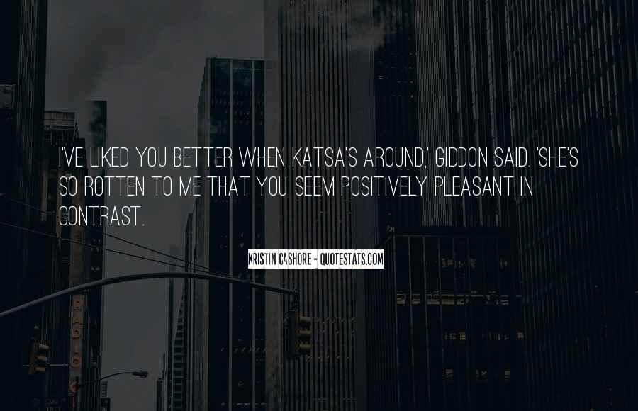 Quotes About Katsa #292374