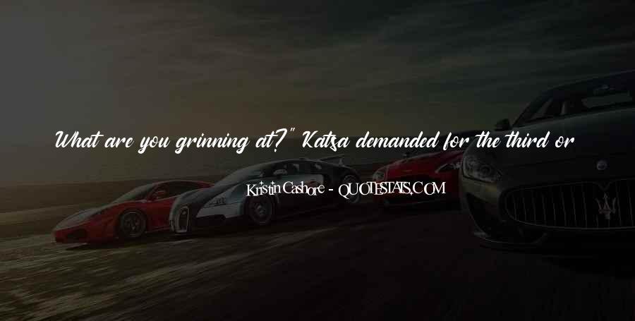 Quotes About Katsa #580594