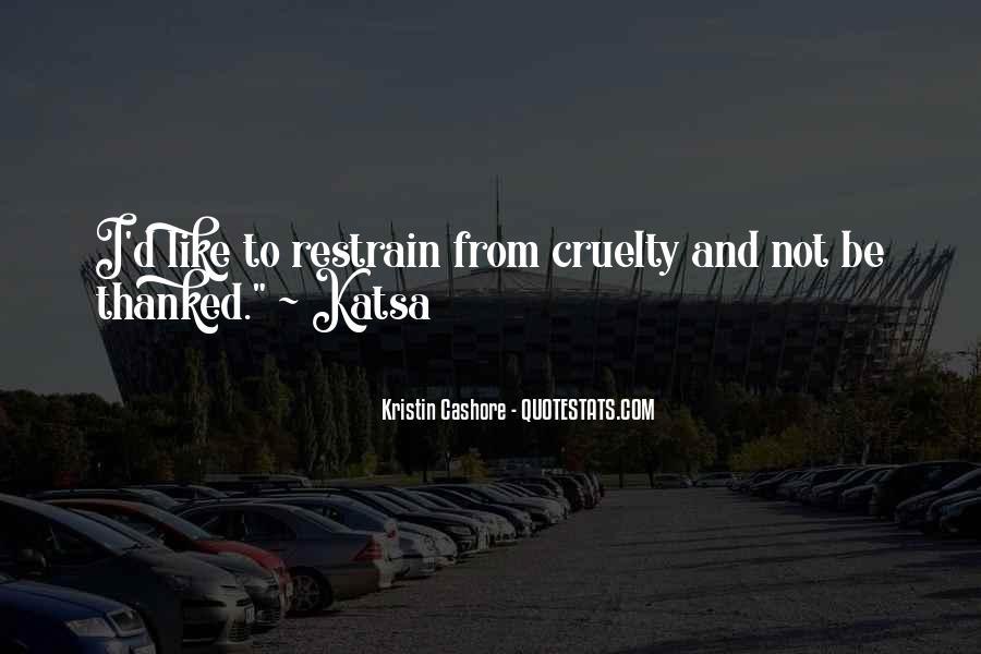 Quotes About Katsa #835748