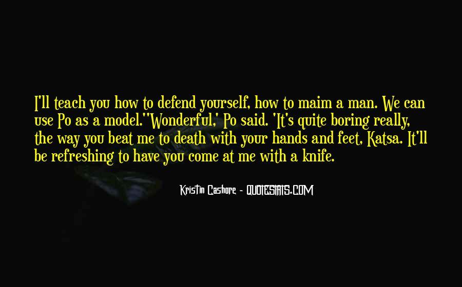 Quotes About Katsa #949273