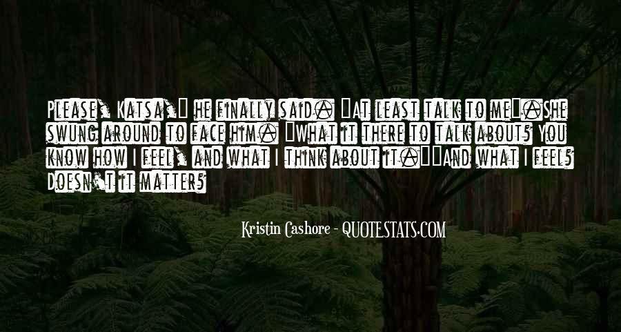 Quotes About Katsa #993162