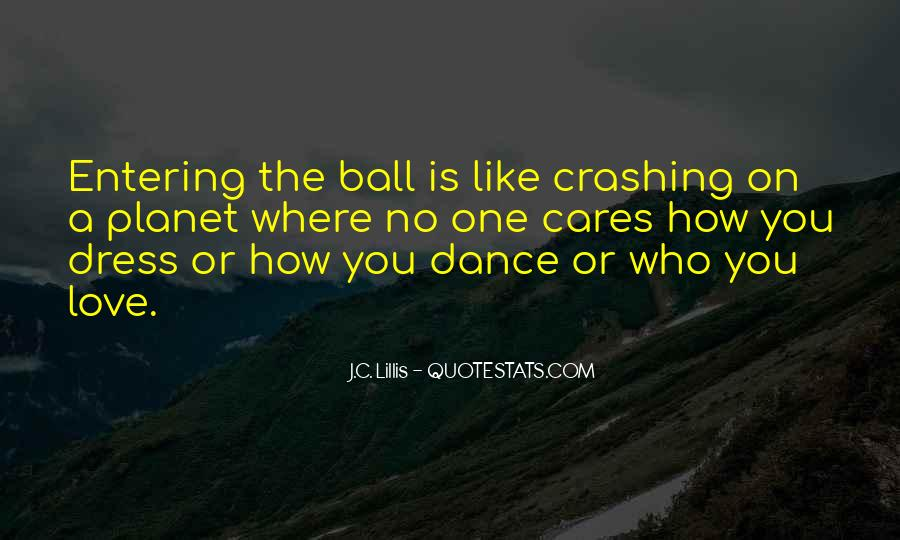 Dance Till Quotes #11218