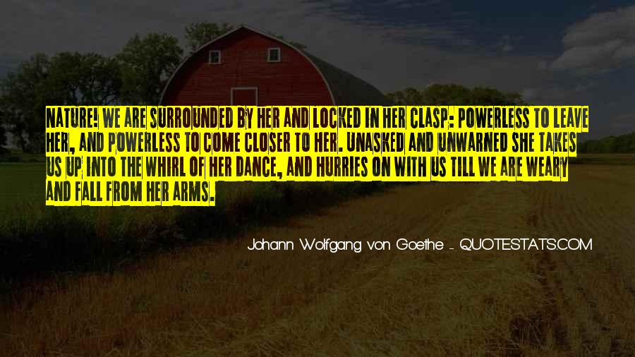 Dance Till Quotes #1448638
