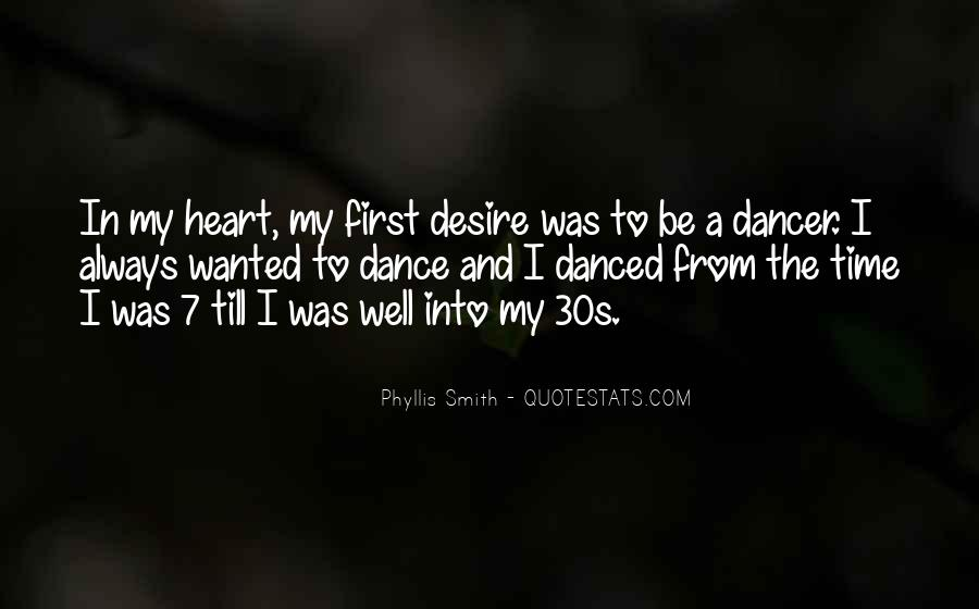 Dance Till Quotes #1451169