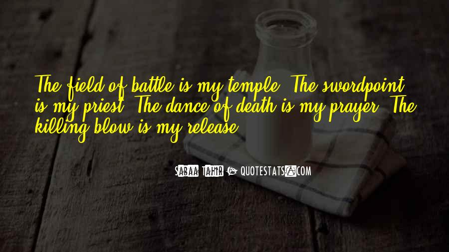 Dance Till Quotes #7420