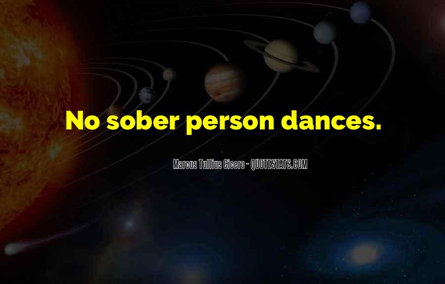 Dance Till Quotes #7820