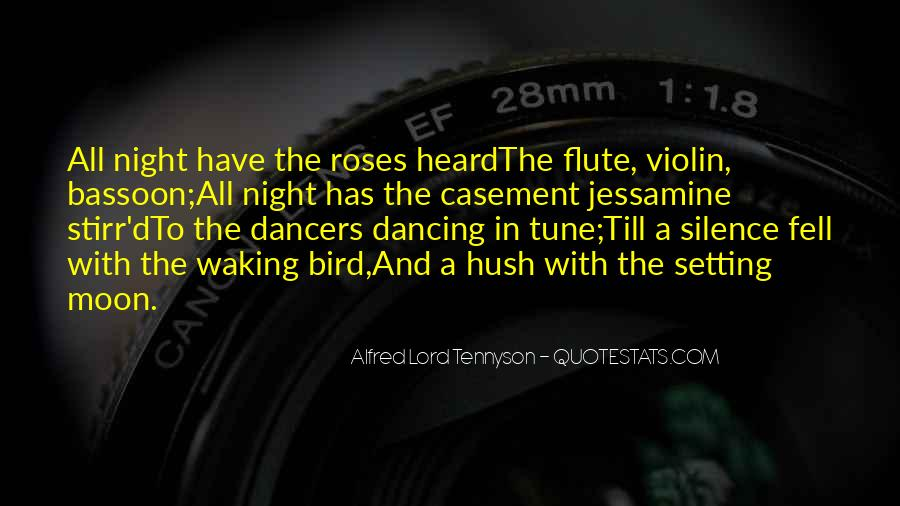 Dance Till Quotes #926924