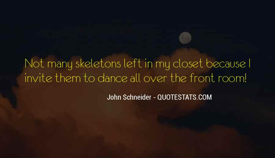 Dance Till Quotes #9688