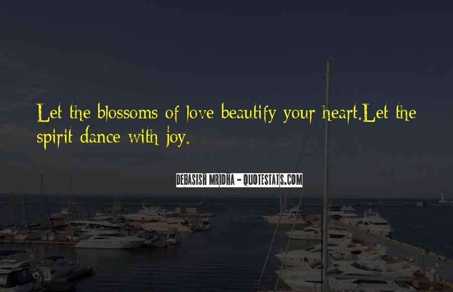 Dance With Your Love Quotes #1261166