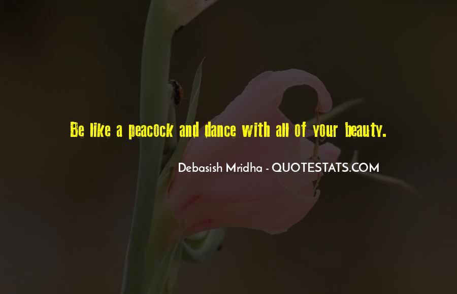 Dance With Your Love Quotes #1421632