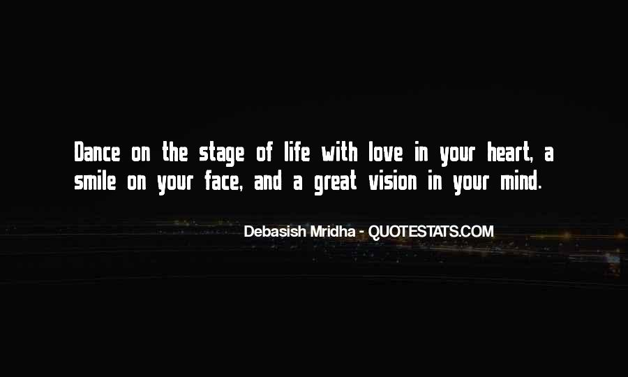 Dance With Your Love Quotes #1659139