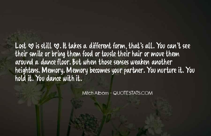 Dance With Your Love Quotes #222369