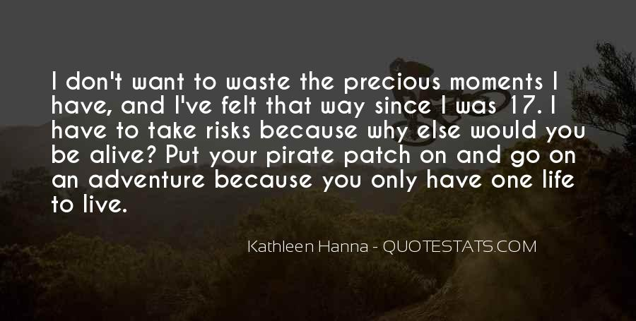 Quotes About Kathleen Hanna #748630