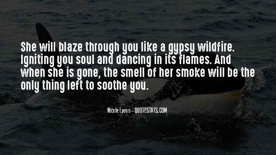 Dancing In The Flames Quotes #1231493