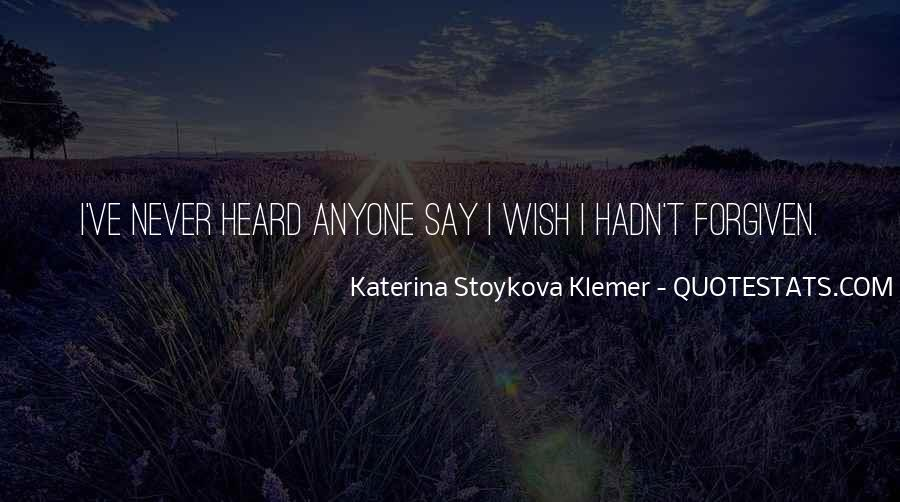 Quotes About Katerina #1302500