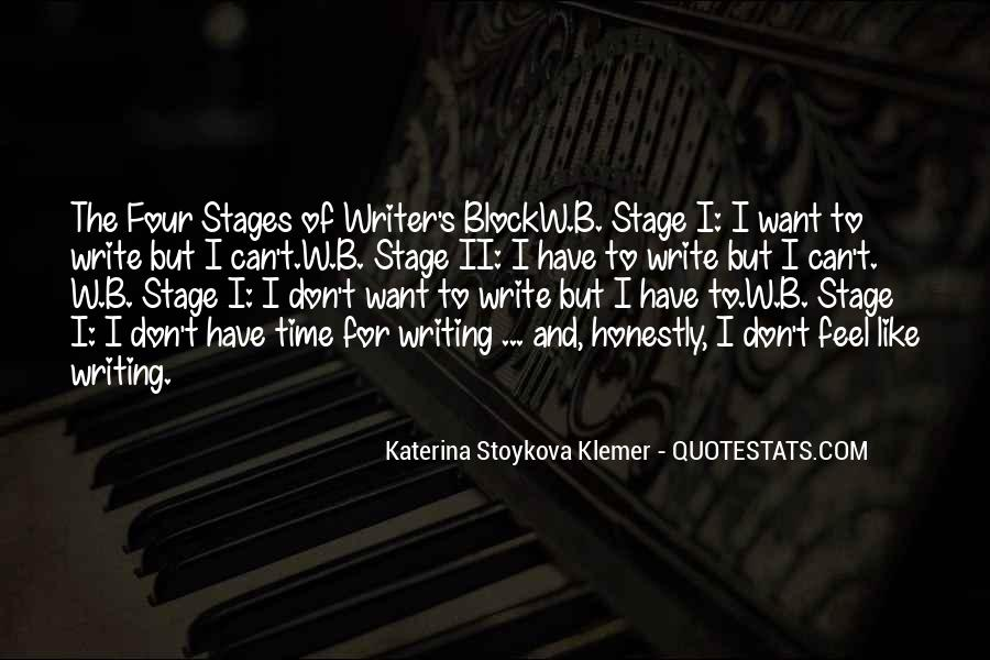 Quotes About Katerina #1751490