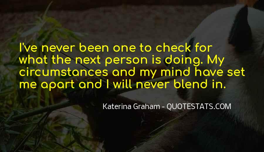 Quotes About Katerina #225963
