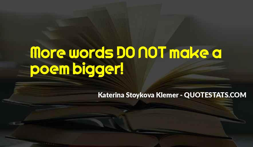 Quotes About Katerina #321053