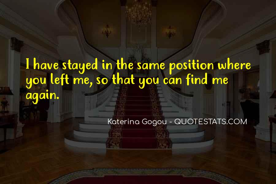 Quotes About Katerina #984943