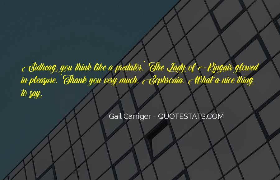 Danger Of Apathy Quotes #1646396
