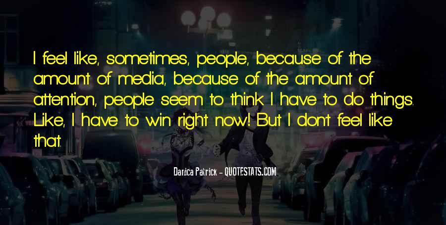 Danica Quotes #1018661