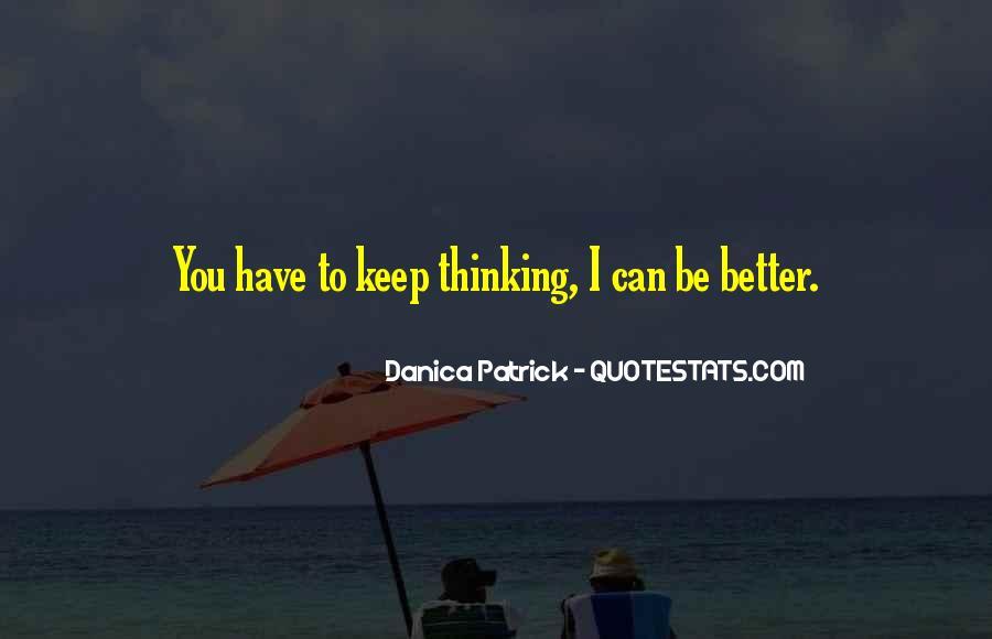 Danica Quotes #138903