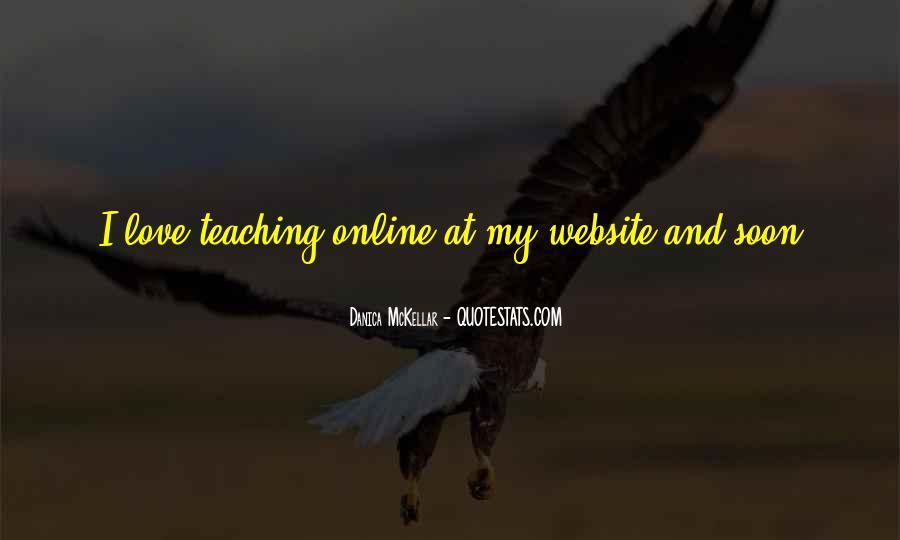 Danica Quotes #155447
