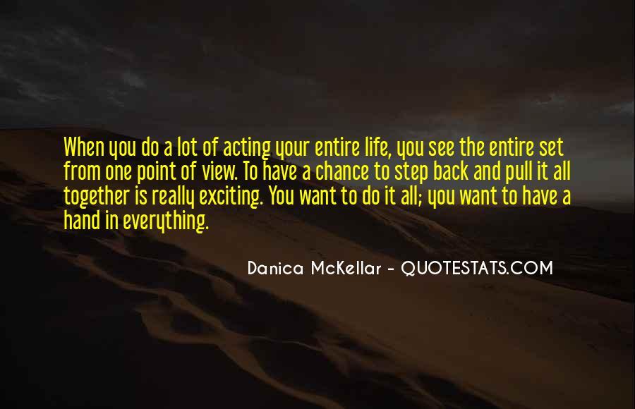 Danica Quotes #239759