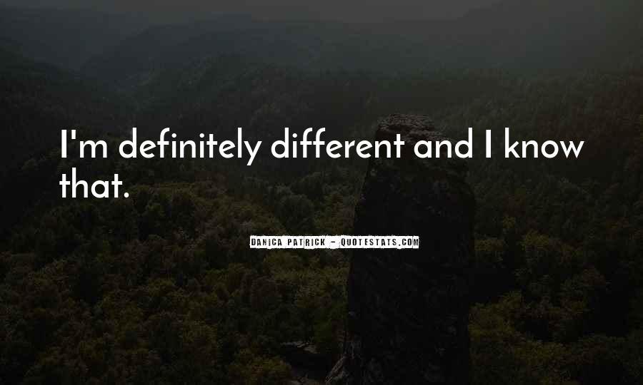 Danica Quotes #272168
