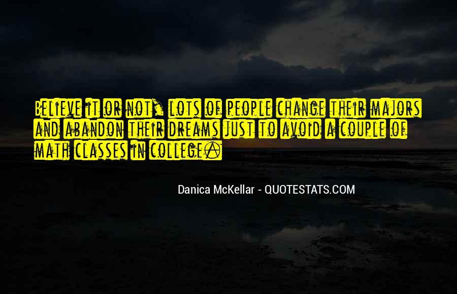 Danica Quotes #452247