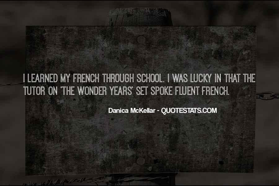 Danica Quotes #471666