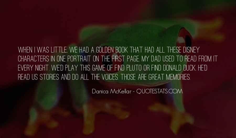Danica Quotes #574248