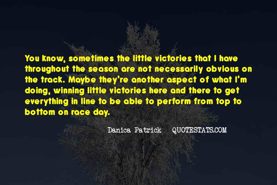 Danica Quotes #577243