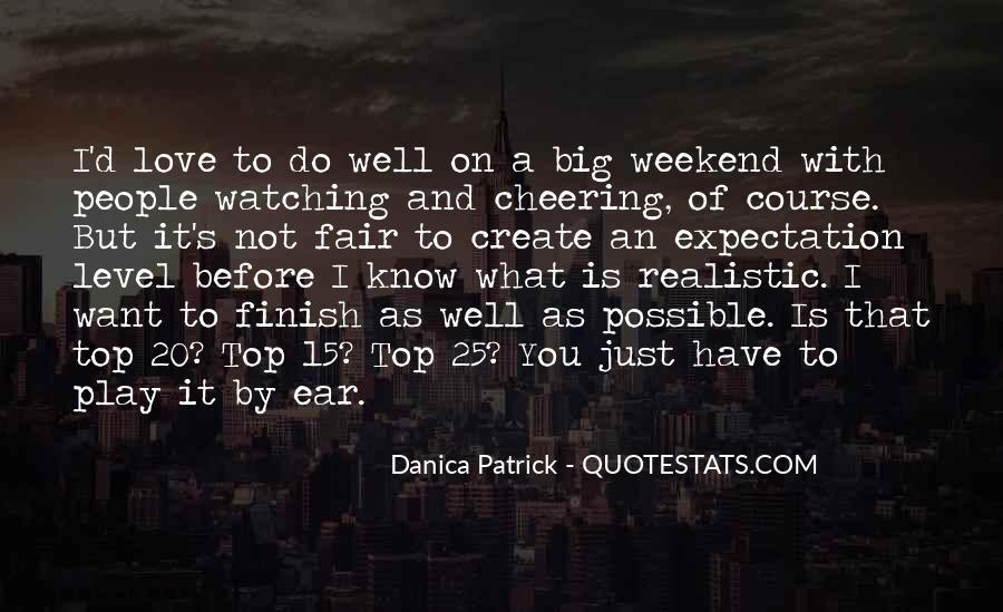 Danica Quotes #596468