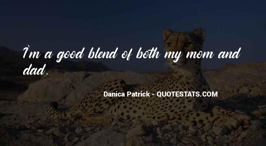 Danica Quotes #627788