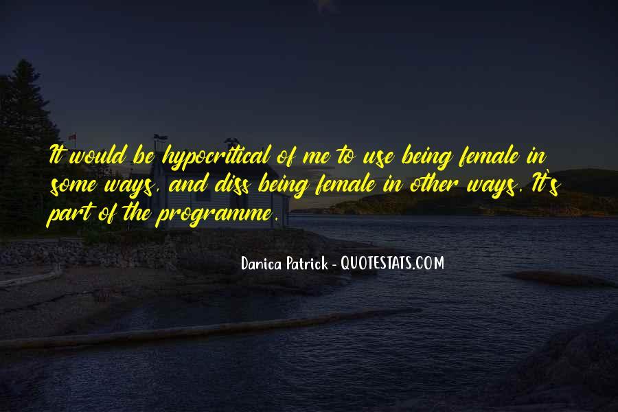 Danica Quotes #655651