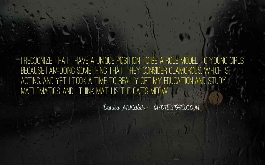 Danica Quotes #73405