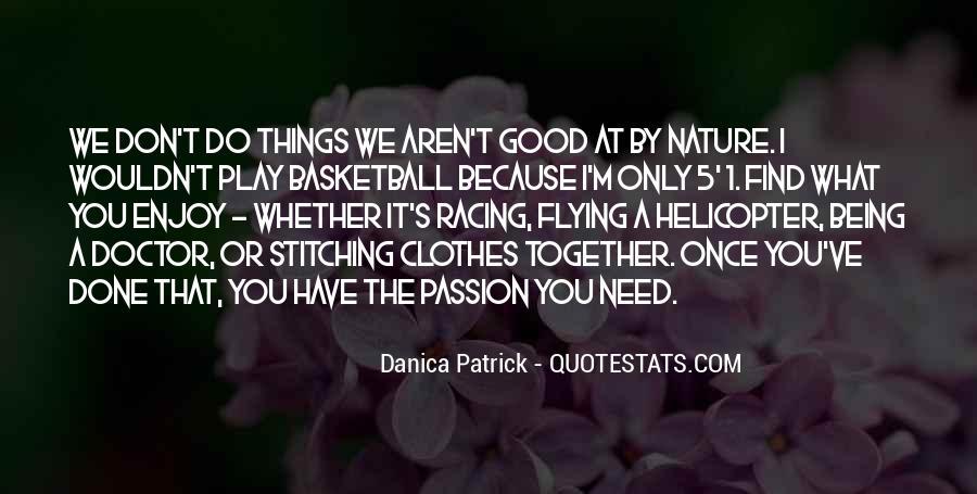 Danica Quotes #816824