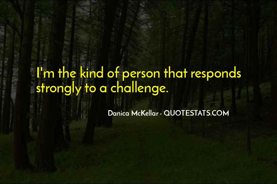 Danica Quotes #88559