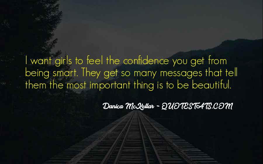 Danica Quotes #955237