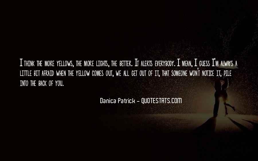Danica Quotes #959464