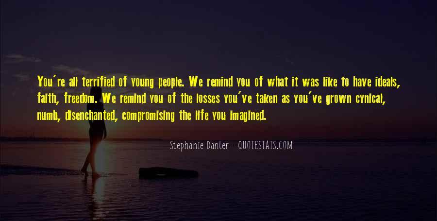 Daniel Morcombe Foundation Quotes #1228177