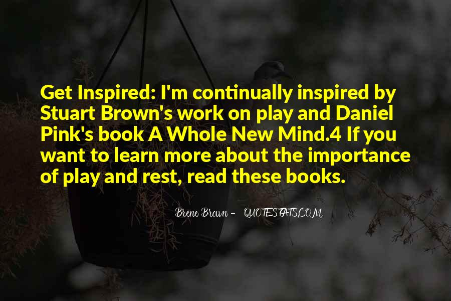 Daniel Pink Whole New Mind Quotes #888984