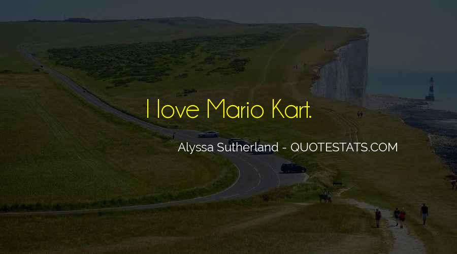 Quotes About Kart #164133