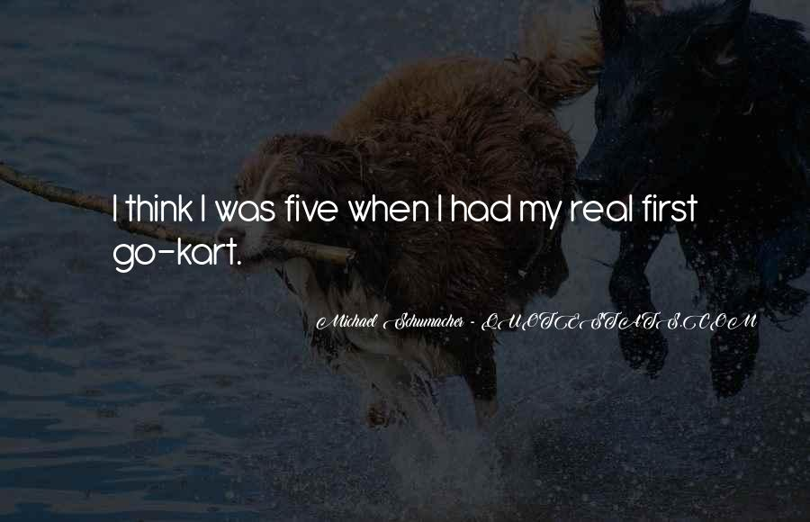 Quotes About Kart #192578