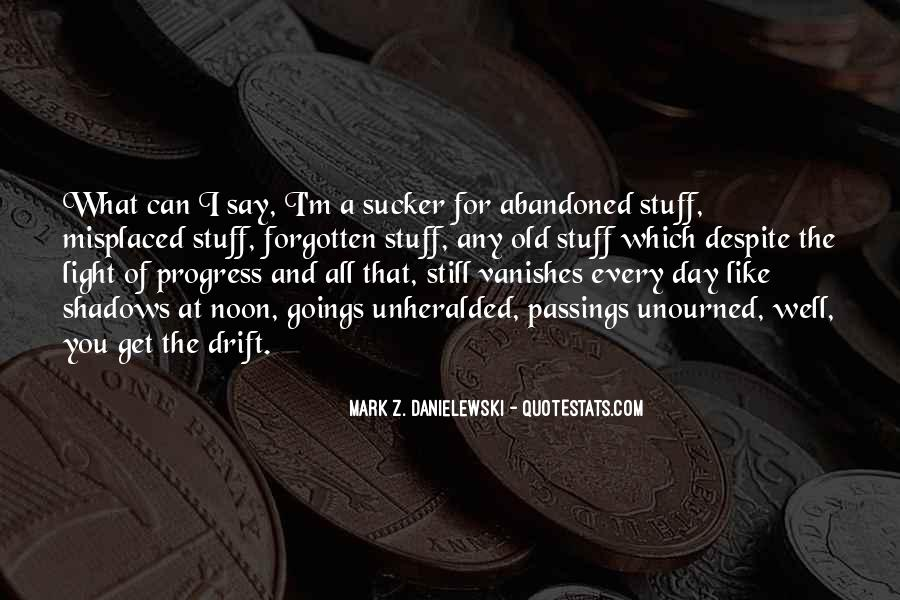 Danielewski Quotes #1137521