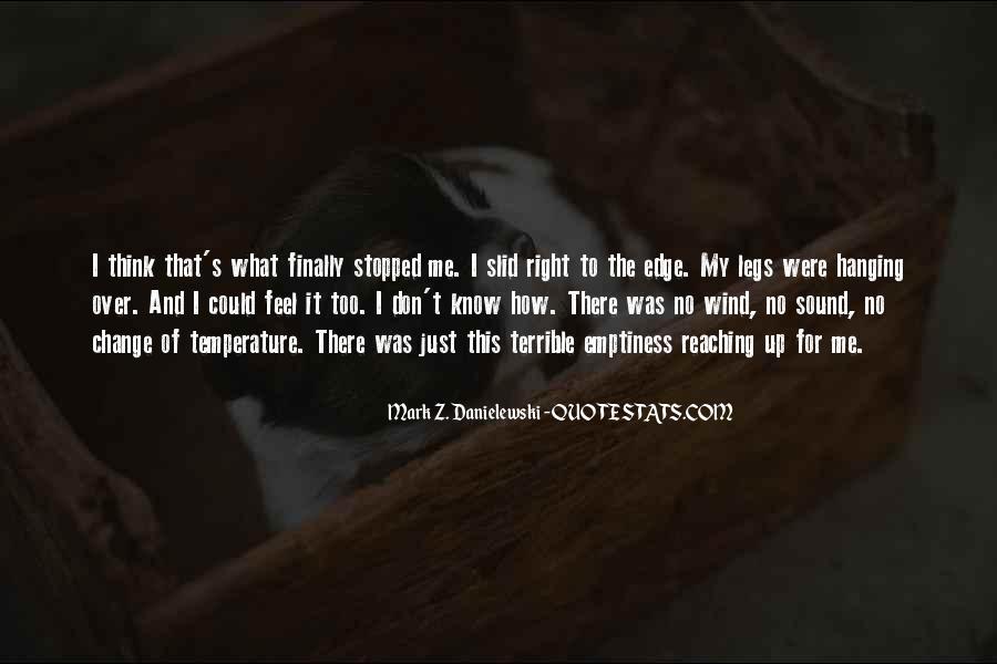 Danielewski Quotes #1271623