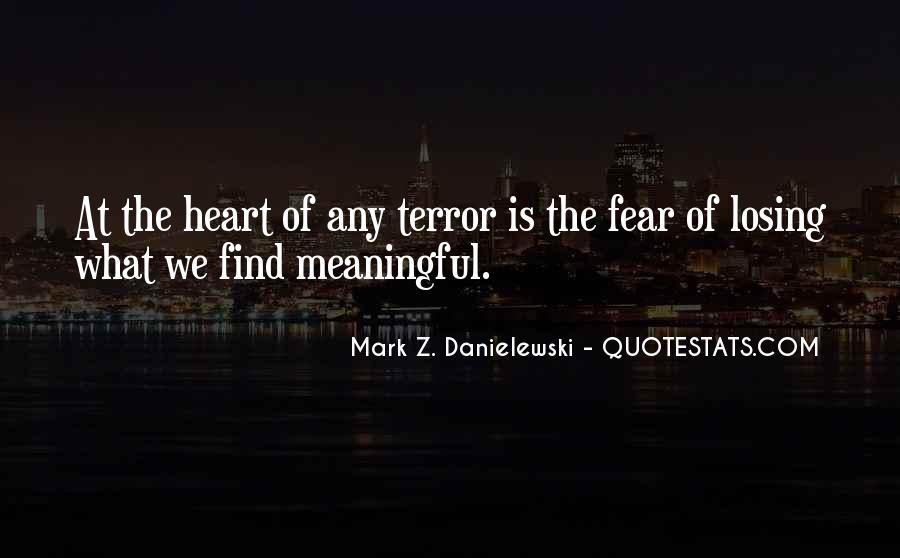 Danielewski Quotes #1381555