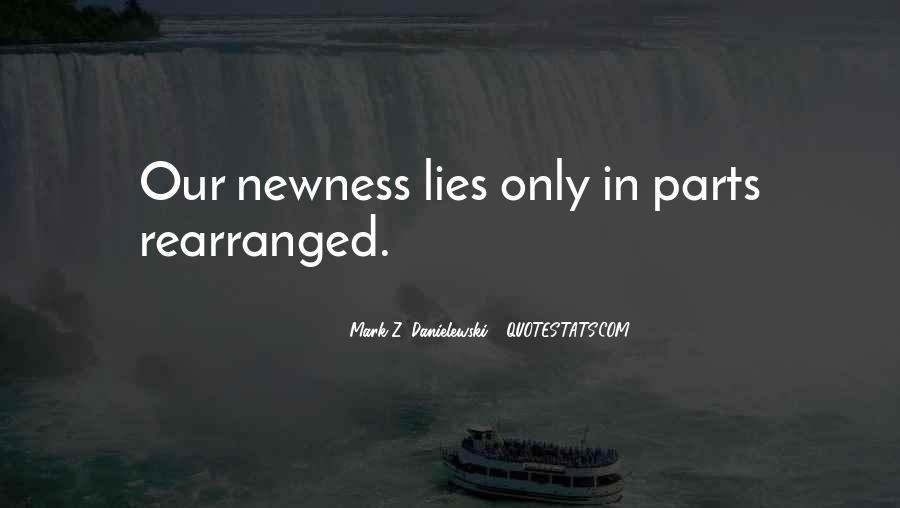 Danielewski Quotes #307051