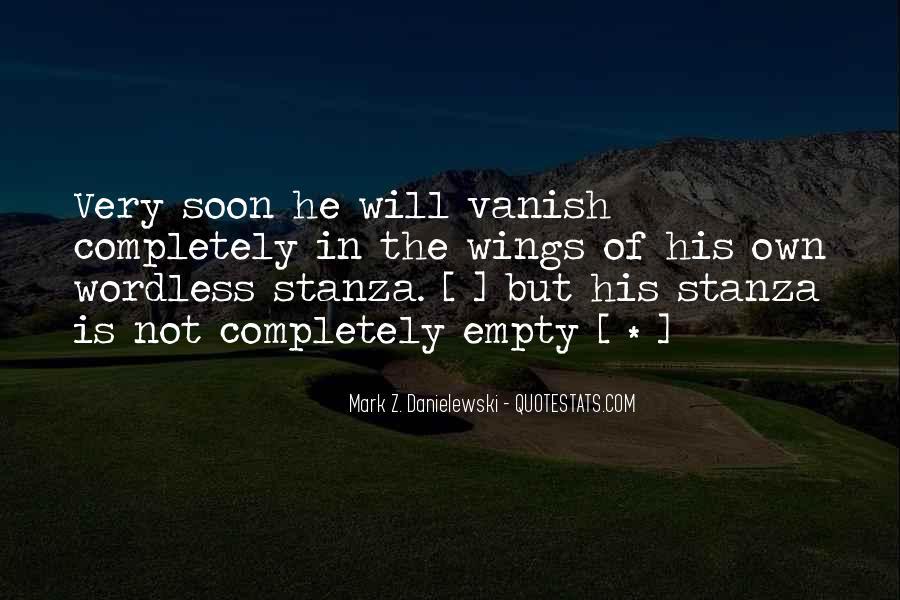 Danielewski Quotes #723985